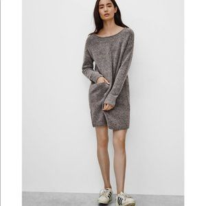 Aritzia WIlfred Kebede Sweater Dress